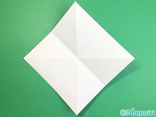 折り紙で立体的な馬の折り方手順5