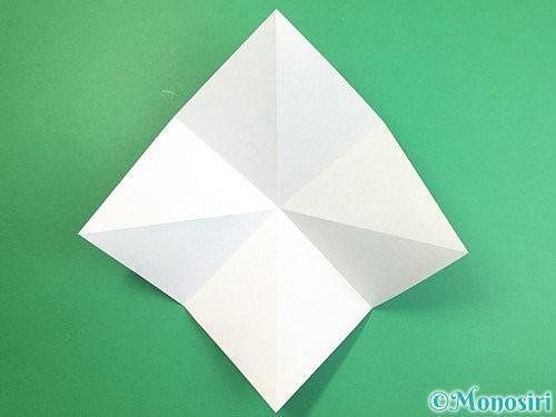 折り紙で立体的な馬の折り方手順6