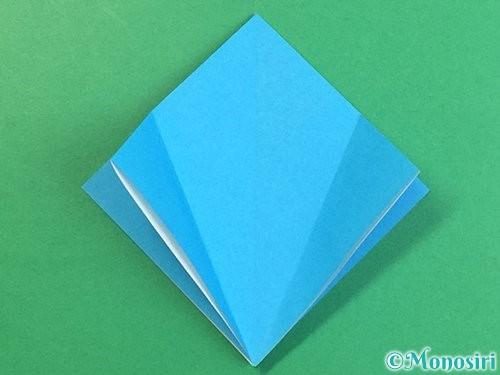 折り紙で立体的な馬の折り方手順10