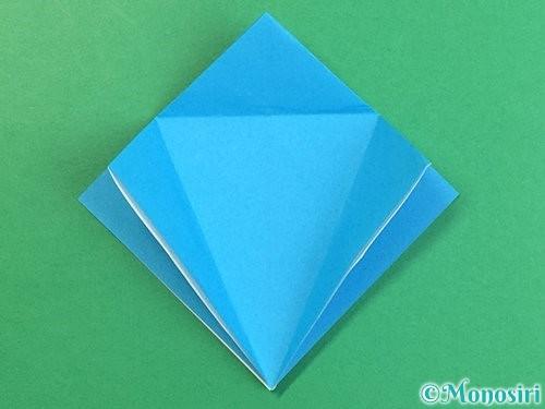 折り紙で立体的な馬の折り方手順12