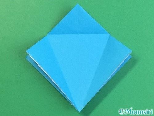 折り紙で立体的な馬の折り方手順13