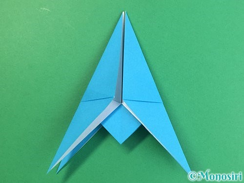折り紙で立体的な馬の折り方手順23