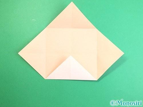 折り紙で立体的な羊の折り方手順6