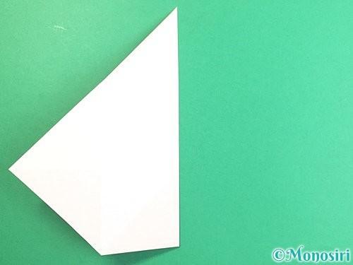 折り紙で立体的な羊の折り方手順8