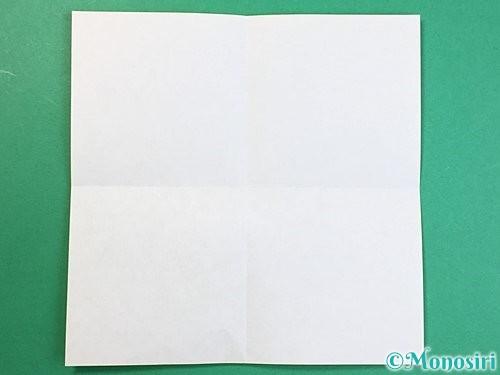 折り紙で立体的なキリンの折り方手順43