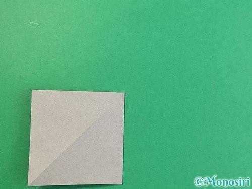 折り紙で立体的な象の折り方手順6