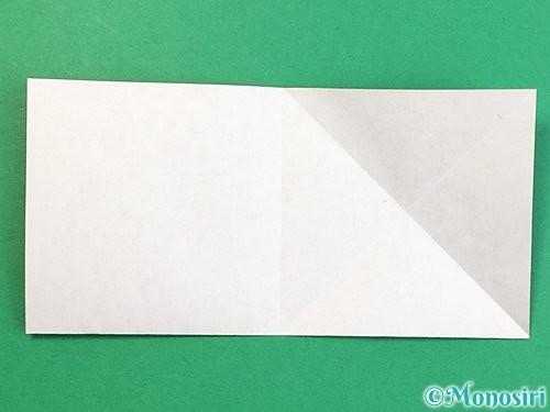 折り紙でヒトデの作り方手順6