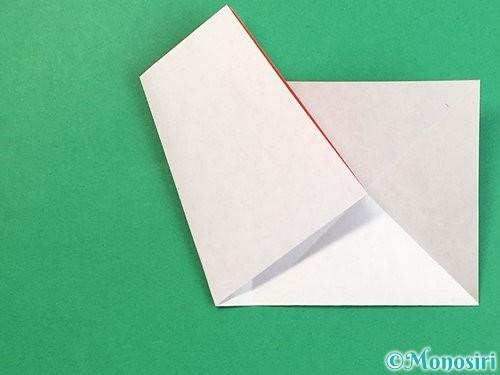 折り紙でヒトデの作り方手順8