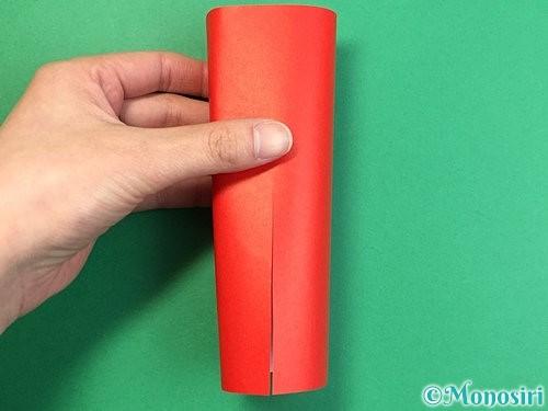 折り紙でタコの作り方手順5