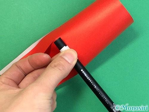 折り紙でタコの作り方手順12