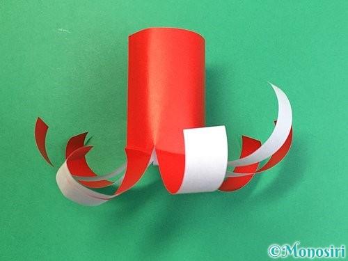 折り紙でタコの作り方手順14