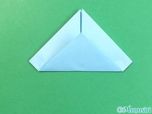 折り紙でクラゲの折り方手順6