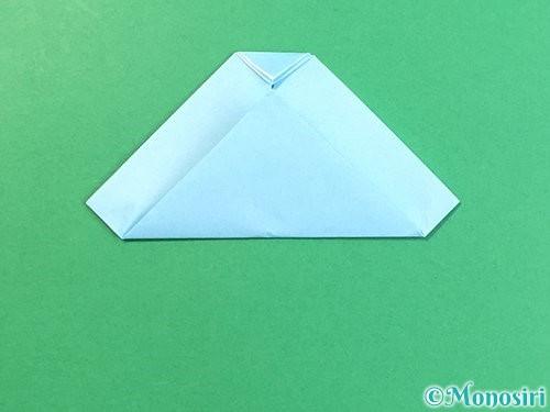 折り紙でクラゲの折り方手順8