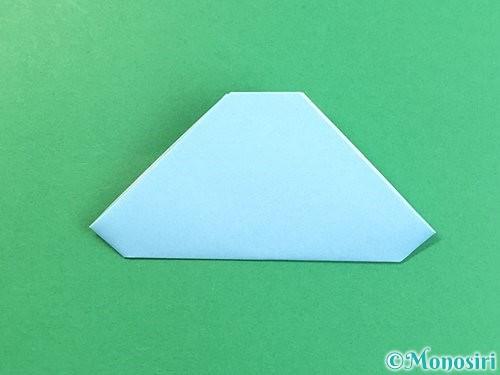 折り紙でクラゲの折り方手順9