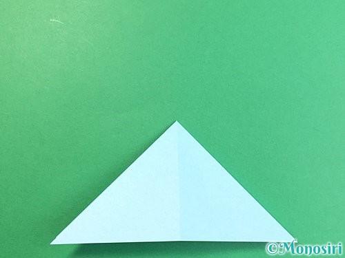折り紙でクラゲの折り方手順18