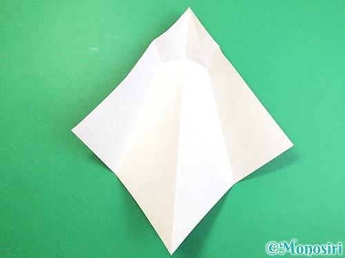折り紙でラッコの折り方手順11