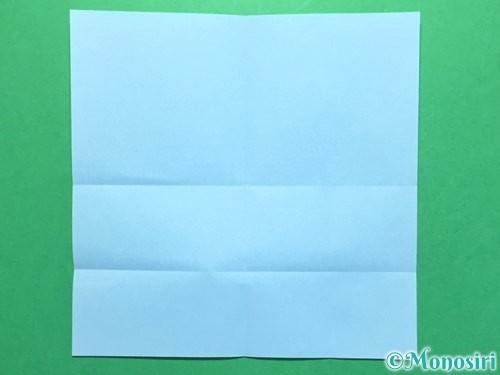 折り紙で火の玉の折り方手順4