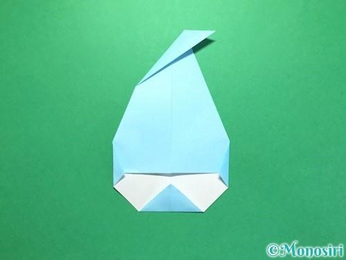 折り紙で火の玉の折り方手順12