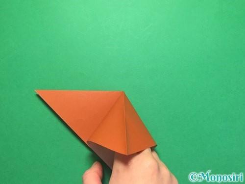 折り紙でから傘お化けの折り方手順6