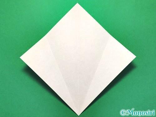 折り紙で花火の作り方手順4
