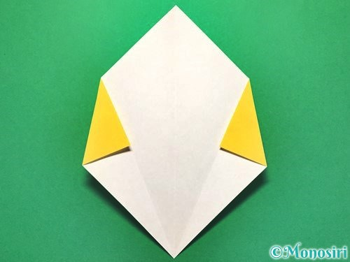 折り紙で花火の作り方手順6