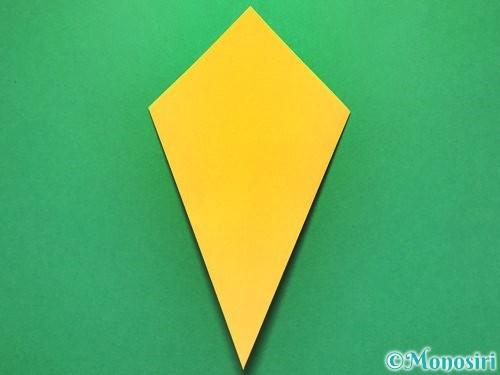折り紙で花火の作り方手順9