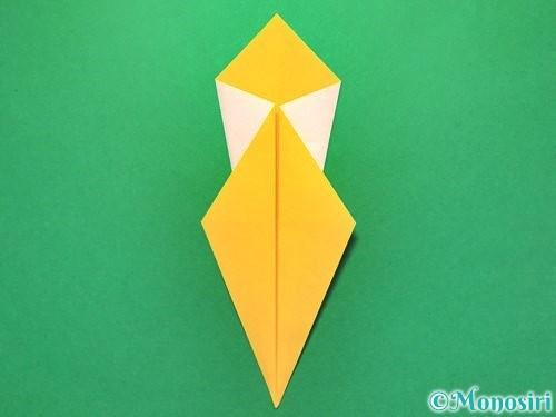 折り紙で花火の作り方手順12