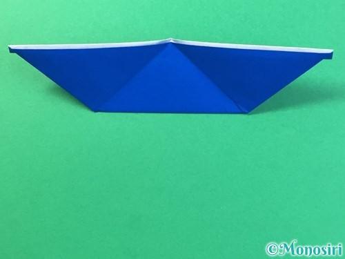 折り紙ではっぴの折り方手順28
