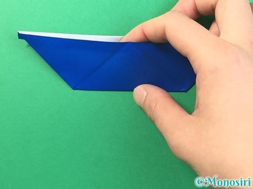 折り紙ではっぴの折り方手順29