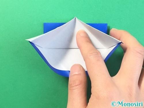 折り紙ではっぴの折り方手順30