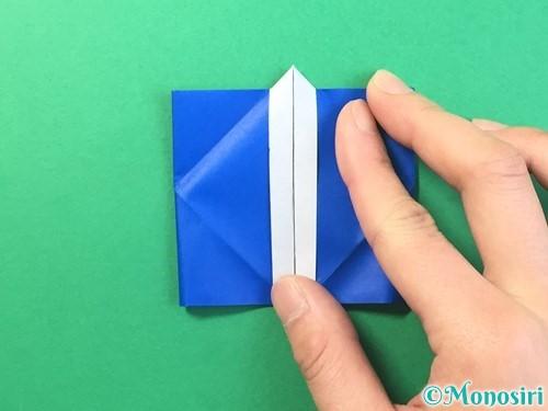 折り紙ではっぴの折り方手順32