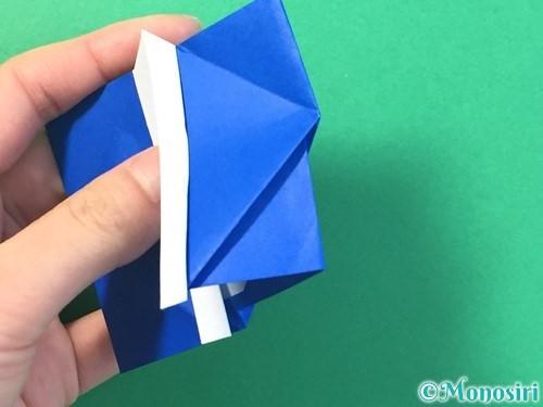 折り紙ではっぴの折り方手順40