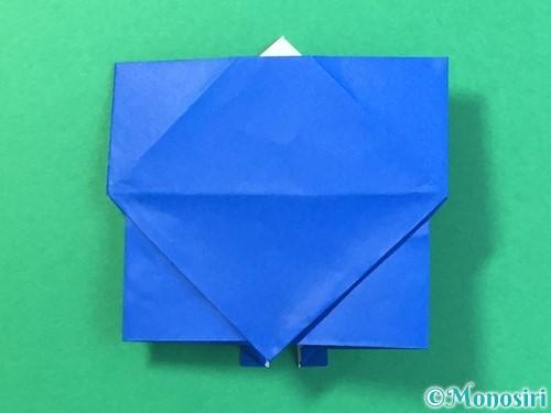 折り紙ではっぴの折り方手順43