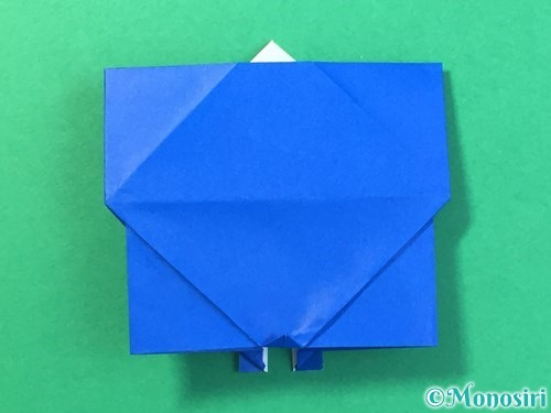 折り紙ではっぴの折り方手順45