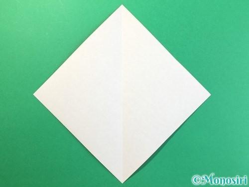 折り紙で太陽の作り方手順5