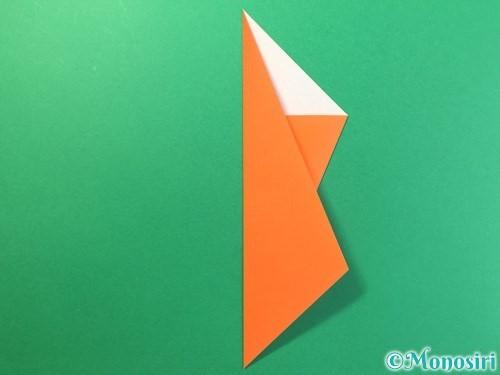 折り紙で太陽の作り方手順9