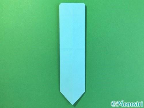 折り紙でアイスの折り方手順10