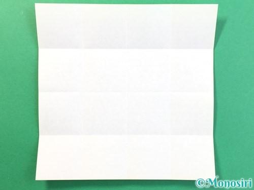 折り紙で風鈴の作り方手順6