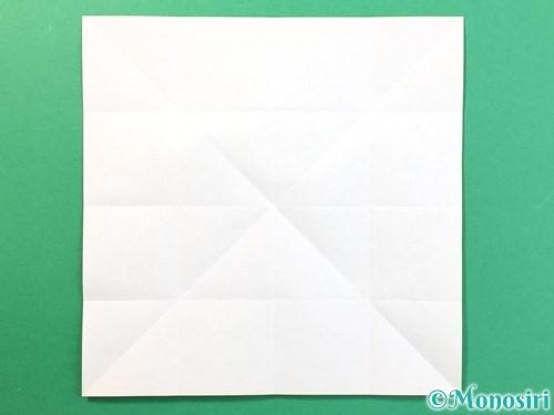 折り紙で風鈴の作り方手順8