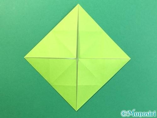 折り紙で風鈴の作り方手順10