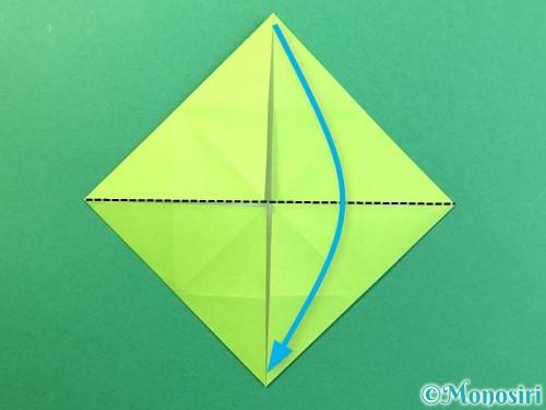 折り紙で風鈴の作り方手順11
