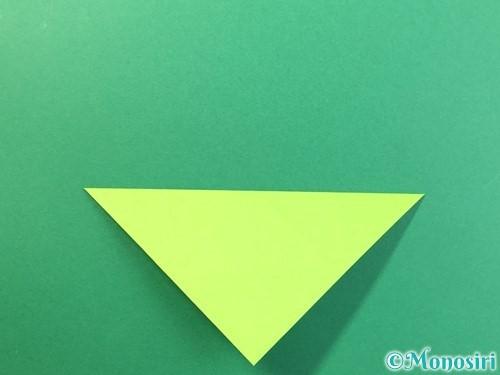 折り紙で風鈴の作り方手順12