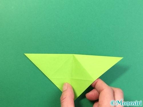 折り紙で風鈴の作り方手順13