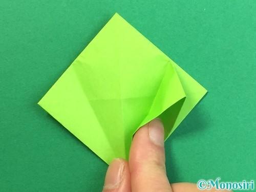 折り紙で風鈴の作り方手順20