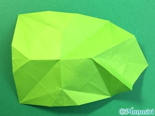 折り紙で風鈴の作り方手順28