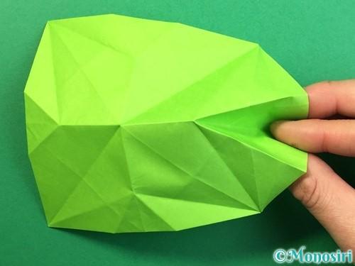 折り紙で風鈴の作り方手順30
