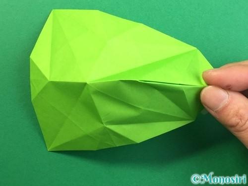 折り紙で風鈴の作り方手順31