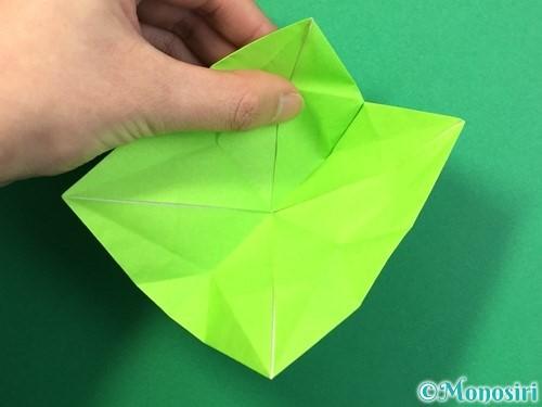 折り紙で風鈴の作り方手順38