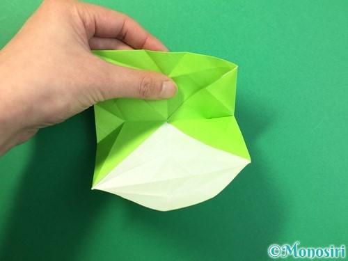 折り紙で風鈴の作り方手順40