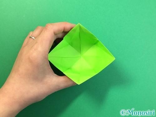折り紙で風鈴の作り方手順41